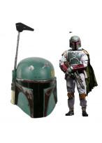 Star Wars Bounty Hunter Boba Fett Helmet Cosplay Prop