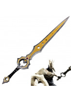 "Infinity Blade III Sword PVC Cosplay Prop 43"" High Quality"