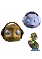 Overwatch Lucio Mask Cosplay Helmet Prop Two Color