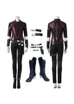 Guardians of the Galaxy Vol 2 Gamora Cosplay Costume Jacket