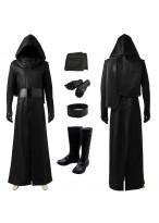 New Star Wars 7 The Force Awakens Kylo Ren Cosplay Costume