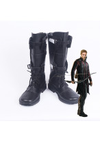The Avengers Age of Ultron Hawkeye Cosplay Boot Shoes