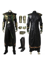 Thor The Dark World Loki Cosplay Costume