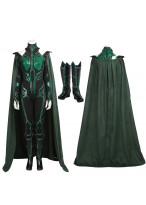 Top Grade Thor Ragnarok Hela Cosplay Costume