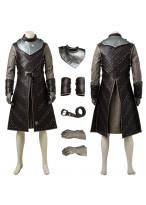 Game of Thrones Season 7 Jon Snow Cosplay Costume
