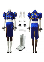 Street Fighter V Chun Li Cosplay Costume