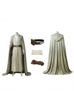 Top Grade Star Wars The Last Jedi Luke Skywalker Cosplay Costume
