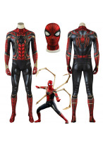 Avengers Infinity War Peter Parker Iron Spider-Man Suit Cosplay Costume 3D Printed