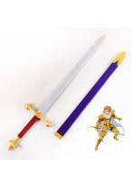 The Seven Deadly Sins  Arthur Pendragon Royal Sword Cosplay Prop