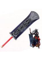 Dissidia Final Fantasy NT Supiritasu Sword Cosplay Prop