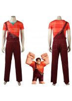 New Ralph Breaks the Internet Wreck-It Ralph 2 Ralph Cosplay Costume