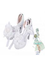 Sword Art Online The New Asada Shino Wedding shoes