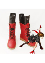 Persona5 Makoto Niijima Queen Cosplay Boot Shoes