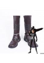 God Eater 2 Rage Burst Julius Visconti Cosplay Boot Shoes