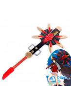 Fate Grand Order Swimsuit Oda Nobunaga Berserker Nobunaga THE RockRoll Piano Cosplay Prop