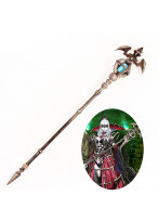 Fate Grand Order Fate Carmilla Berserk Assassin Wand Cosplay Prop