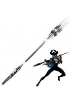 Avengers Infinity War Proxima Midnight Long Lance Cosplay Prop