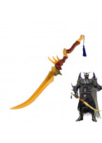 Dissidia Final Fantasy FF5 Boss Exdeath Sword PVC Cosplay Prop