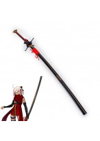 Fate Grand Order Saber Okita Souji Sword with Sheath Set Cosplay Prop