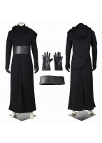 New Star Wars 7 The Force Awakens Kylo Ren Cosplay Costume