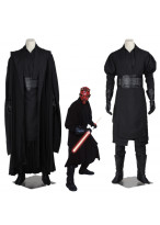 New Star Wars Jedi Knight Darth Maul Cosplay Costume
