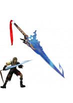 Final Fantasy X Tidus Brotherhood Sword Weapon Cosplay Prop