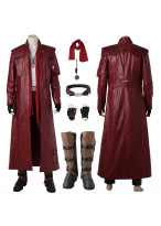 New Guardians of the Galaxy Vol. 2 Peter Quill Star Lord Cosplay Costume