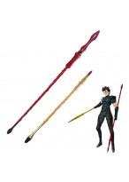 Fate/Zero Lancer Two Color Lances PVC Cosplay Prop