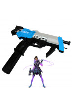 New Overwatch OW Sombra Machine Pistol Gun Cosplay Prop