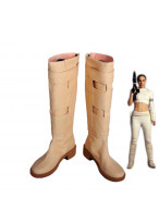 Star Wars Padme Amidala Cosplay Shoes Boots