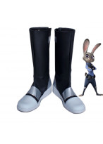 Zootopia Rabbit Bunny Officer Judy Hopps Cosplay Boots Shoes
