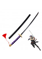 D.Gray-man Kanda Yuu Sword with Sheath Cosplay Prop