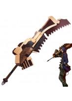 GOD EATER BURST Soma Schicksal Big Sword PVC Cosplay Prop