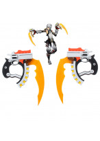 .Hack Xth Form Haseo Blade Twin Blade PVC Cosplay Prop