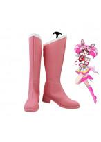 Sailor Moon Chibiusa Sailor Chibi Moon Cosplay Shoes Boots
