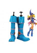 Yu Gi Oh Dark Magician Girl Mana Cosplay Boots Shoes