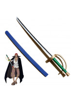 ONE PIECE Red Haired Shanks Sword PVC Cosplay Prop