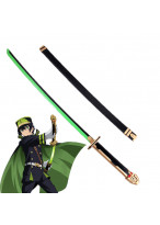 Seraph of the End Yuichiro Hyakuya Sword Cosplay Prop 43""