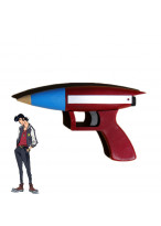Space Dandy Dandy Gun PVC Cosplay Prop