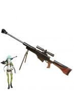 Sword Art Online II Gun Gale Online Sinon Hecate Cosplay Prop