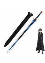 Sword Art Online The Movie Ordinal Scale Kirigaya Kazuto Sword Cosplay Prop