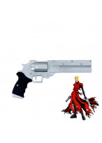 Trigun Vash the Stampede PVC Replica Gun Cosplay Prop