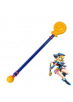 Yu-GI-OH! Dark Magician Girl Mana Wand Cosplay Prop Handmade