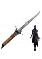 Dishonored 2 Emily Drexel Lela Kaldwin Sword Cosplay Prop