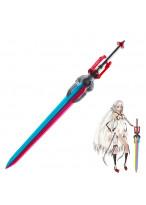 Fate Grand Order Saber Altila Etzel Sword PVC Cosplay Prop