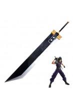 Final Fantasy VII FF7CC Zack Fair Big Sword PVC Cosplay Prop