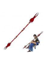 Final Fantasy XIII Oerba Yun Fang Double Head Spear Cosplay Prop