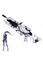OW Overwatch Widowmaker ODETTE Amelie Lacroix Gun Cosplay Prop