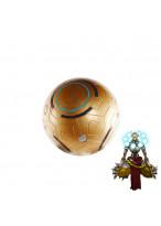 OW Overwatch Zenyatta orb Ball Weapon Cosplay Prop
