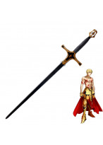 Fate Stay Night Fate Zero Gilgamesh Durandal Sword Cosplay Prop